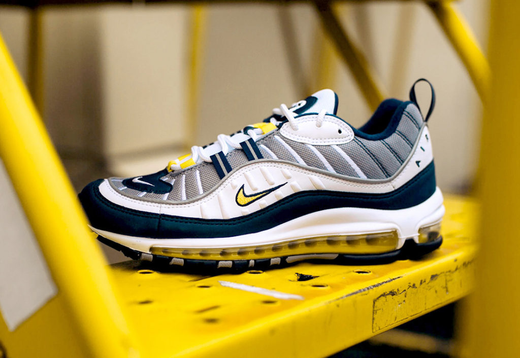 reputable site bdc6e 722d1 Nike Air Max 98. After a huge 20th anniversary celebration for ...